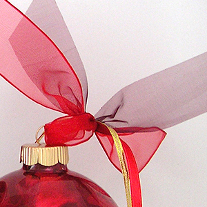 Ornament Ribbon