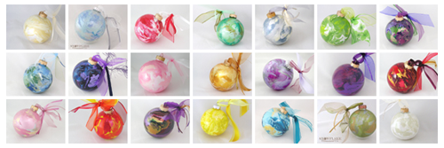 2014 Collection Ornaments