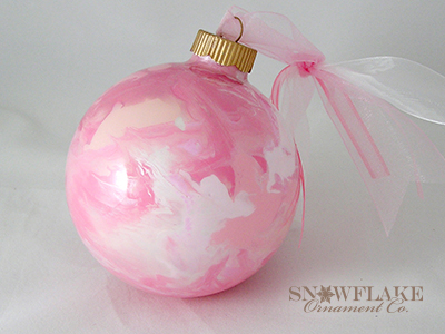 Pink Angel - Her Tribute Ornament